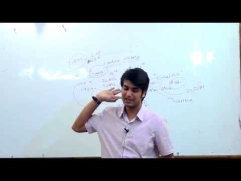 IAS UPSC history lecture Modern History of India Part1