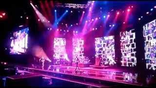 [Full HD Pro-shot] Muse - 12.Stockholm Syndrome (Live in Seoul, Korea 2013.8.17)