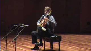 """Lachrimae Pavan"" by John Downland performed by Joseph Palmer"