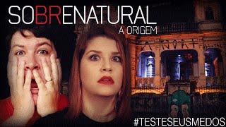 Sobrenatural: A Origem - Evento Casa Assombrada