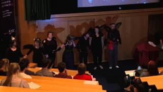 Spectral Visions Conference 2014 - Dr Alison Younger 'Gothic Fairy Tales' (Part 1 of 4)