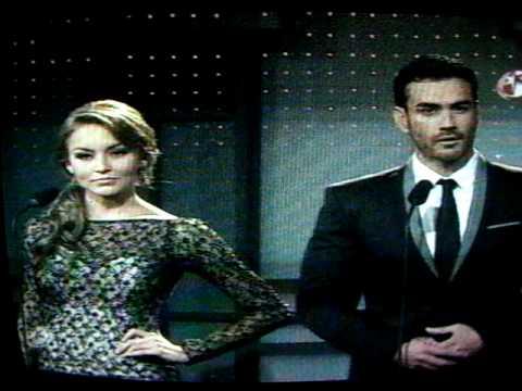 TVyNOVELAS 2010 MEJOR VILLANA LETY CALDERON