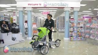 MacroBaby -  Taga Bike Stroller