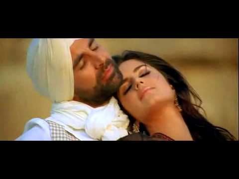 YouTube          HOT Katrina from Singh is King in a sexy saree ~ Teri Ore