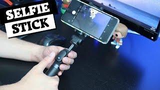 Um selfie stick INDISPENSÁVEL da Xiaomi!