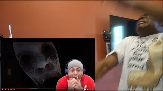 Try Not To Get Scared CHALLENGE #3