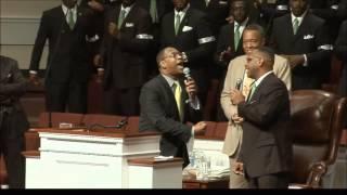 Melvin Williams & Rev. Walter E. Ellis- Cooling Water