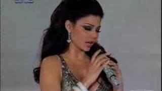 Haifa Wehbe Miss Lebanon HOT HOT