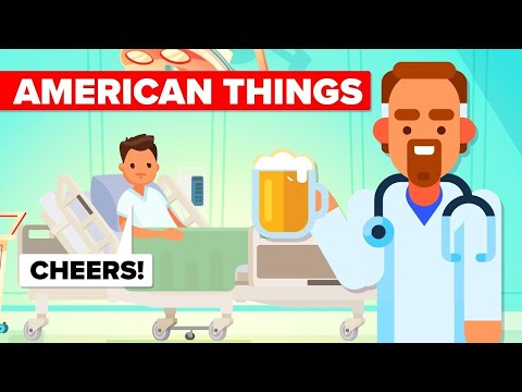 American Things Other Countries Find Weird