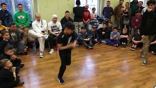 Erik vs Buszu | 1vs1 Kids Battle do lat 16 | BWA Masters - Mistrzostwa Break Dance