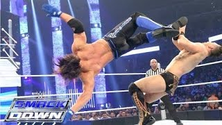 WWE Smackdown 21/4/16 Highlights   WWE Smackdown 21 April 2016 Highlights