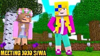 LITTLE KELLY MEETS JOJO SIWA   Minecraft Little Kelly