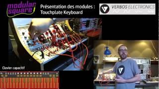 Présentation des modules Verbos Electronics