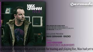 OUT NOW: Max Graham - Radio (Track 03: Max Graham - Downforce)
