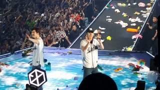 170402 - Angel + Finale EXO'rDium In Singapore