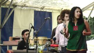 Lokkhi Terra - Itchycoo Park (Small Faces) (New Voices Festival 2012, London)
