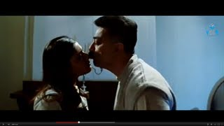 Kamal Hassan Kissing Raveena Tandon - Abhay