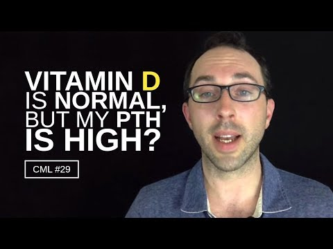 Xxx Mp4 What If My Vitamin D Is Normal But My PTH Is High CML 3gp Sex