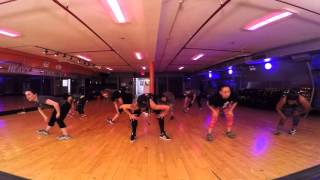 Dutty Love - Don Omar ft. Natti Natsha. ZUMBA cool-down