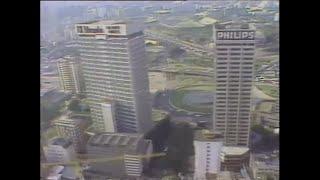 Venevisión - Reporte del tránsito desde helicóptero 1982