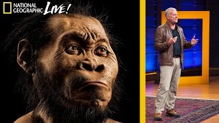 Discovering Homo Naledi: Journey to Find a Human Ancestor, Part 3 | Nat Geo Live