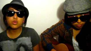 Lift Up Your Hands - Basil Valdez Cover by AJ & Reesa