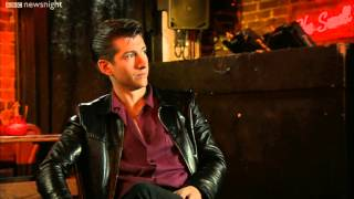 NEWSNIGHT: Arctic Monkeys' Alex Turner on the X Factor