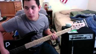 Don't Stop Bass Cover