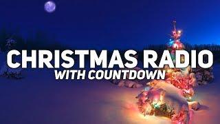 Christmas Music Radio 🎄 Christmas Countdown