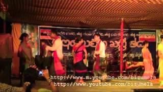 Chakma romantic Video of Freshers' Meet 2012 - Porane Magede Torelobar.mp4