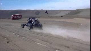 Carreras de autos tubulares en Boca del Rio - Tacna, Peru