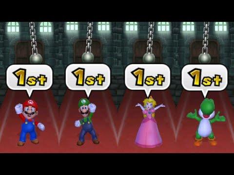Xxx Mp4 Mario Party 9 All Tricky Minigames 3gp Sex