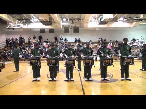 Million Dollar Funk Squad at Warren County BOTB 2015