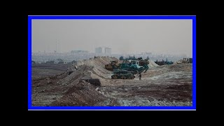 NEWS 24H - The Turkish army bolsters security along the border of idlib with afrin