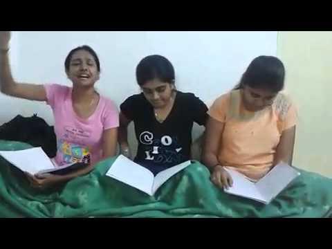 hostel girls funny WhatsApp video