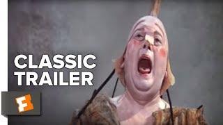 Fellini - Satyricon Official Trailer #1 - Martin Potter Movie (1969) HD