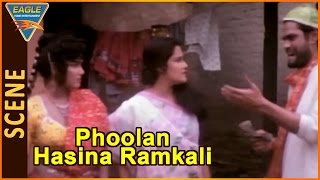 Phoolan Hasina Ramkali Movie || Villain attack On Kirti Singh & Her mother || Kirti Singh, Sudha