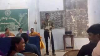 kavithai for teacher