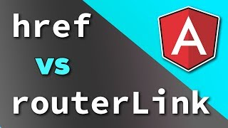 """Angular - """"routerLink"""" vs """"href"""" and Losing State"""
