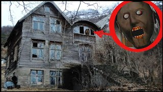 GRANNY'S HOUSE IN REAL LIFE!