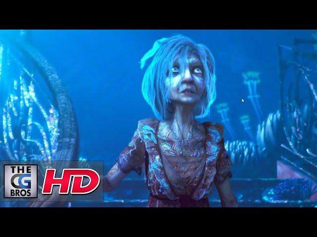 """CGI 3D Animated Short """"Medusa's Ball"""" - by ESMA"""