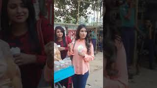 Mehjabin new natok  | Shotting time | Joban | mehjabin | 2018