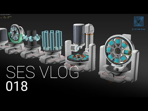 8 Astroneers On One Server! - SES Vlog 018