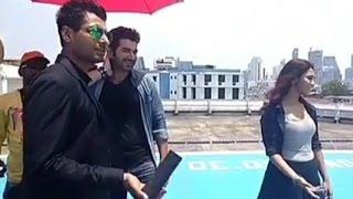Jeet & Nusrat Faria Boss 2 Shooting Video in Thailand | থাইল্যান্ডে জিৎ নুসরাতের বস ২ শুটিংয়ের ভিডিও