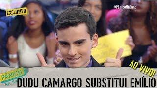 AO VIVO: EMÍLIO VAZA E DUDU CAMARGO ASSUME O PÂNICO!