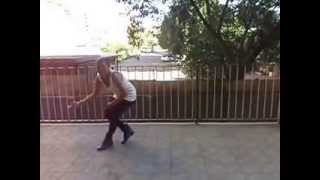 justice domingo choreography COUNTRY SH#T LUDACRIS COVER