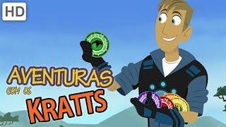 Aventuras com os Kratts - Temporada 1 (Parte 1) Melhores Momentos | Vídeos para Crianças