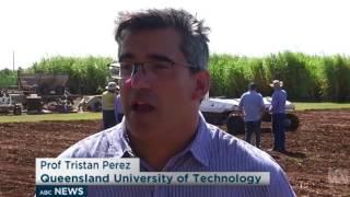 AgBot ll – QUT's agricultural robot