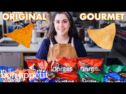Xxx Mp4 Pastry Chef Attempts To Make Gourmet Doritos Gourmet Makes Bon Appétit 3gp Sex