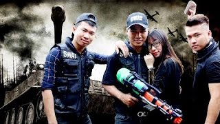 P O L I C E SWAT 7 betrayed colleague Romance Movies New War Action Movies 2017